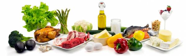 Low fat high carb food