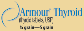 Armour Thyroid compounded T4 and T3