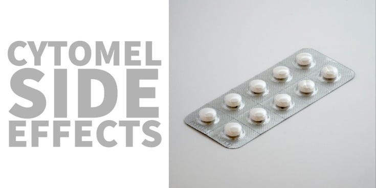 The complete list of Cytomel side effects