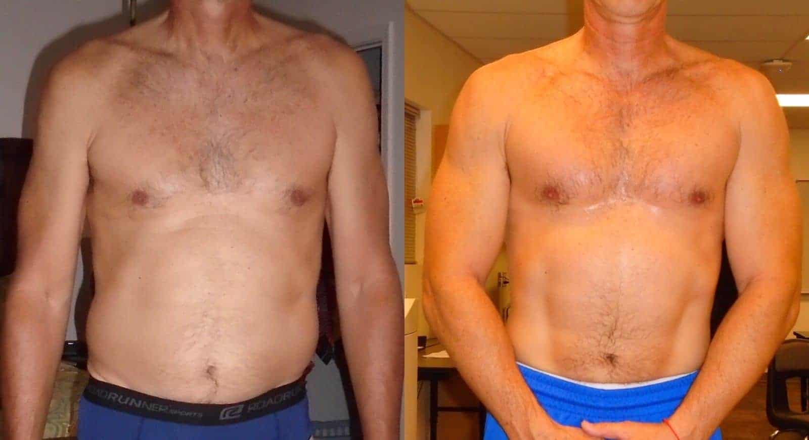 Testosterone Weight Loss Case Study: 20 # Lost with