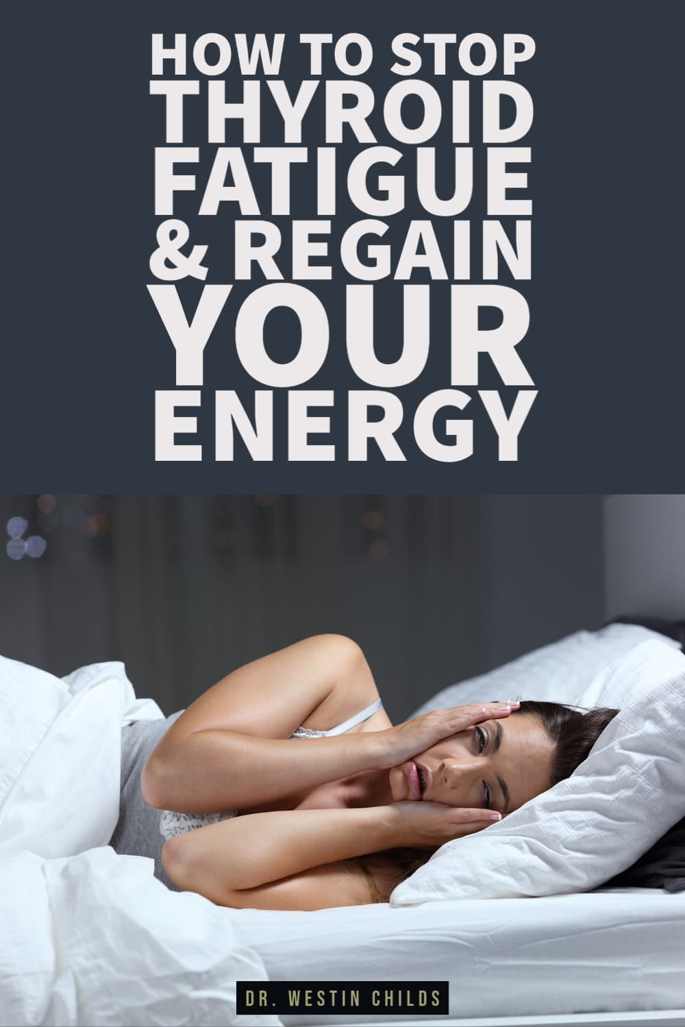 how to beat thyroid fatigue and regain your energy