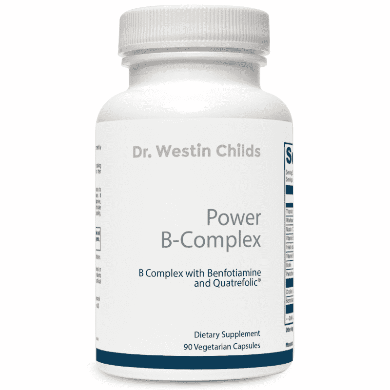 power b complex front bottle image high res