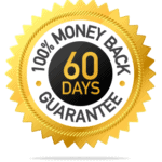 60 day money back badge