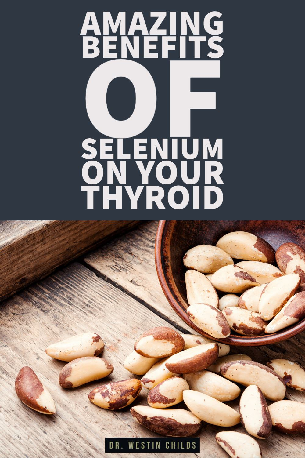 How to use Selenium to Boost Your Thyroid Naturally