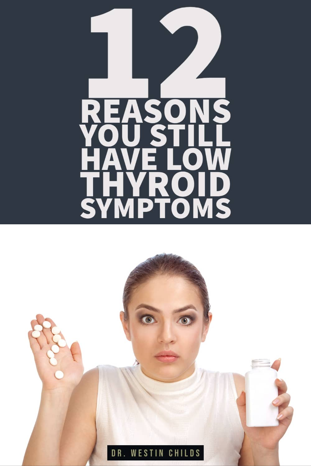 why thyroid patients still have low thyroid symptoms