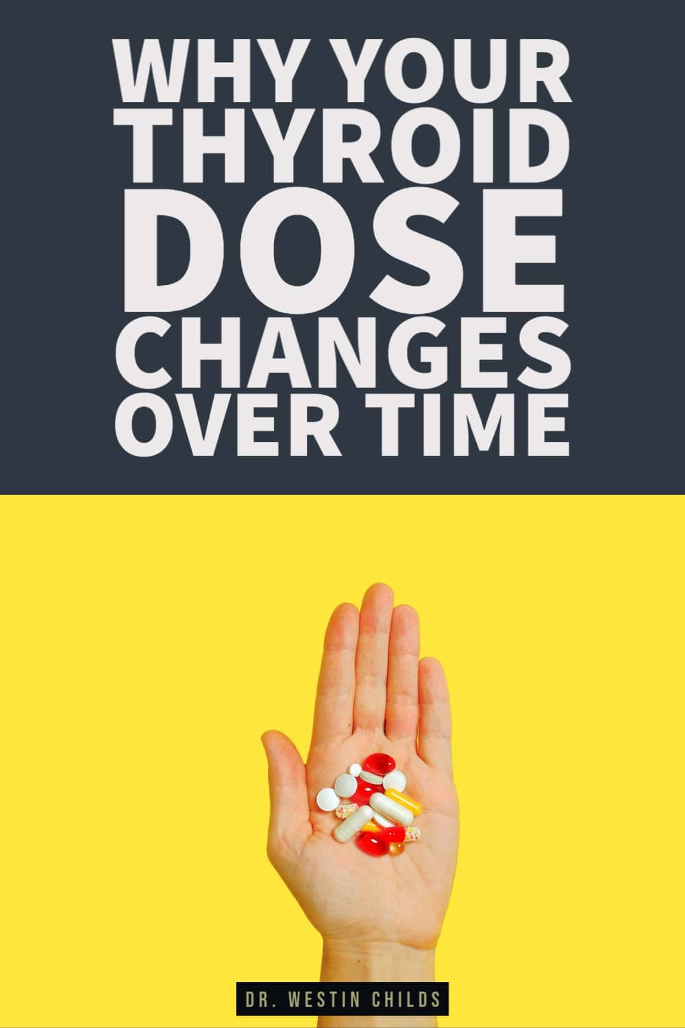 Why Your Thyroid Dose Changes Over Time