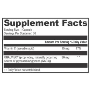 leptin resistance rx full supplement facts and ingredient list