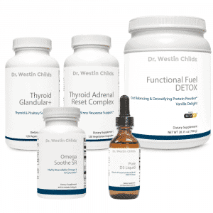 hashimoto's bundle 5 supplement combo