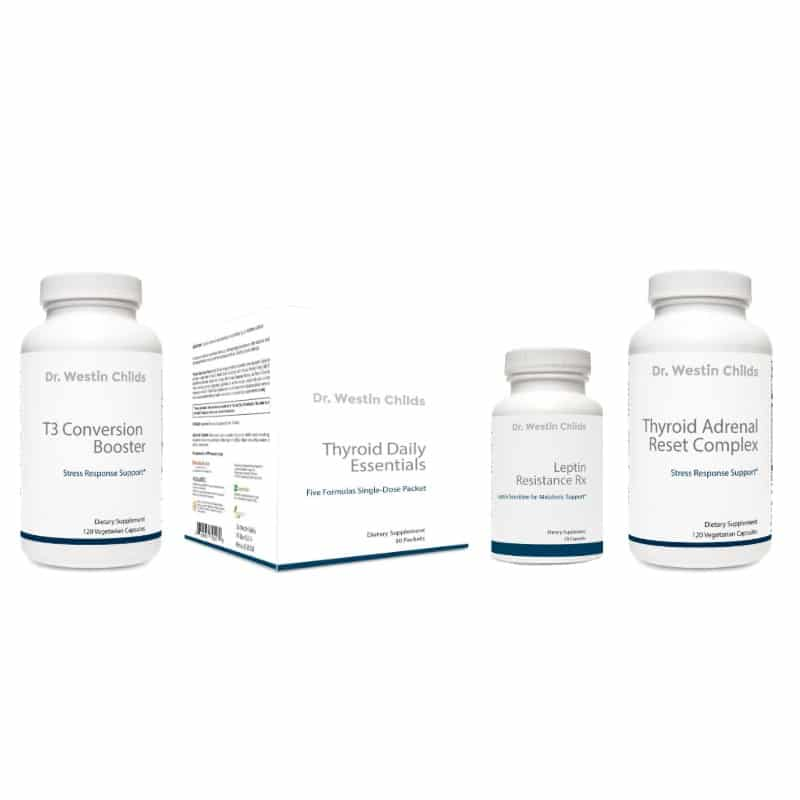 thyroidectomy supplement bundle
