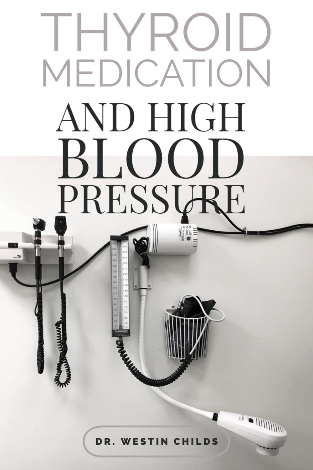 thyroid medication and high blood pressure