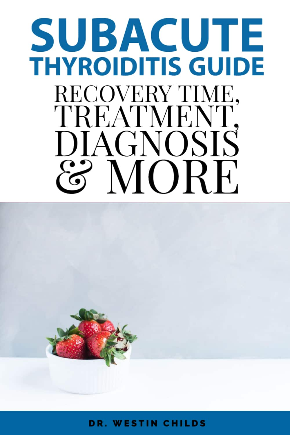 subacute thyroiditis recovery guide