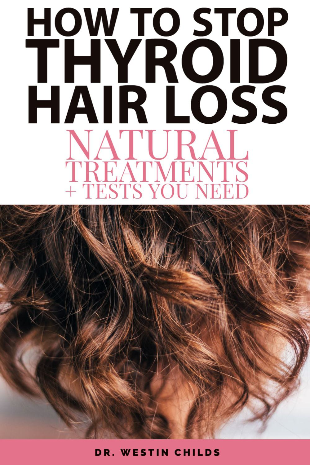 how to stop thyroid hair loss for good