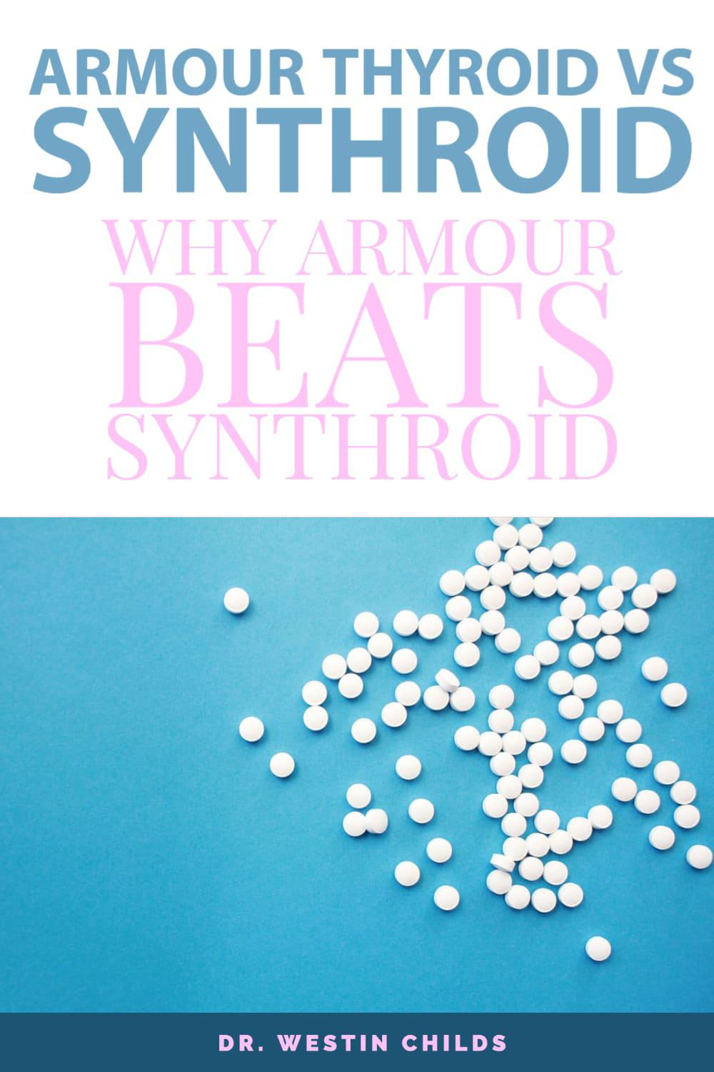 armour thyroid vs synthroid