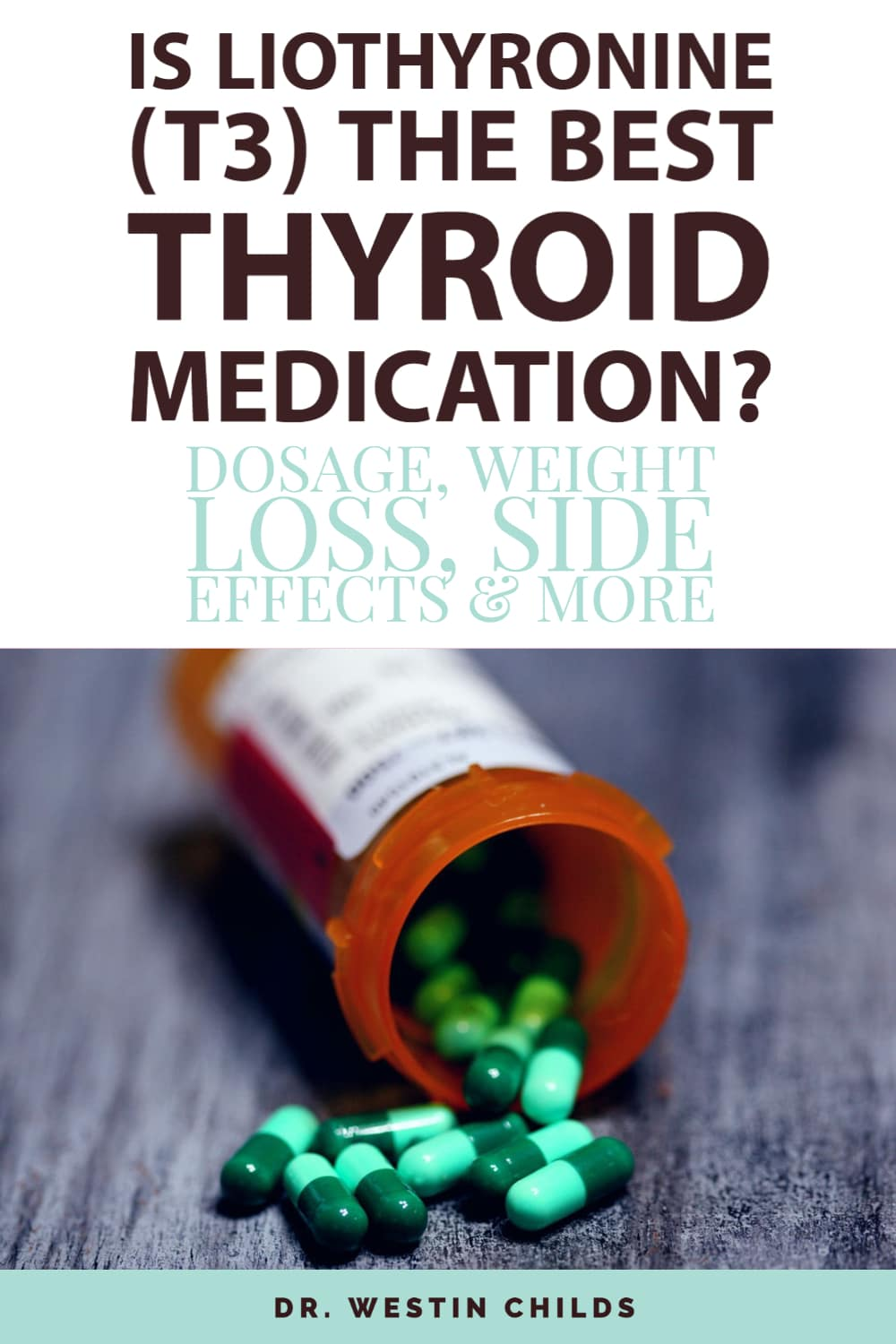 is liothyronine the best thyroid medication?