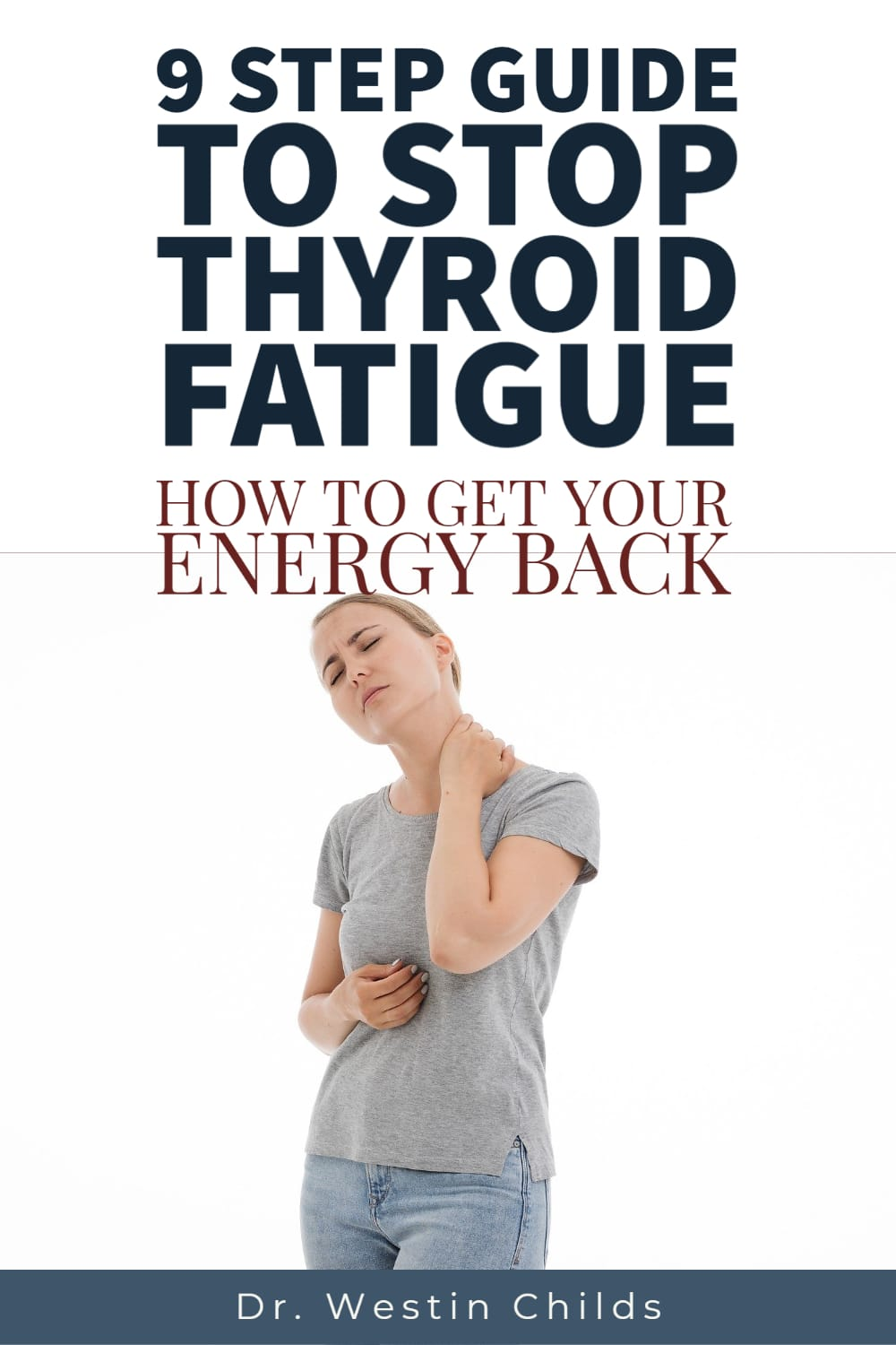 how to stop thyroid fatigue for good