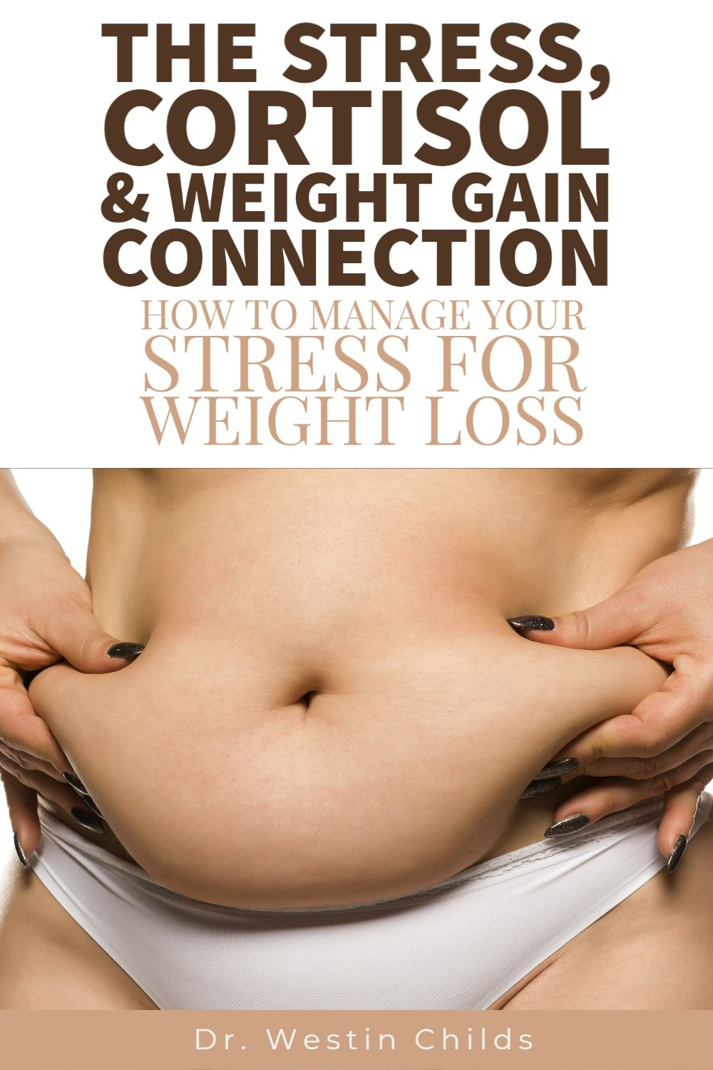 the connection between stress and weight gain