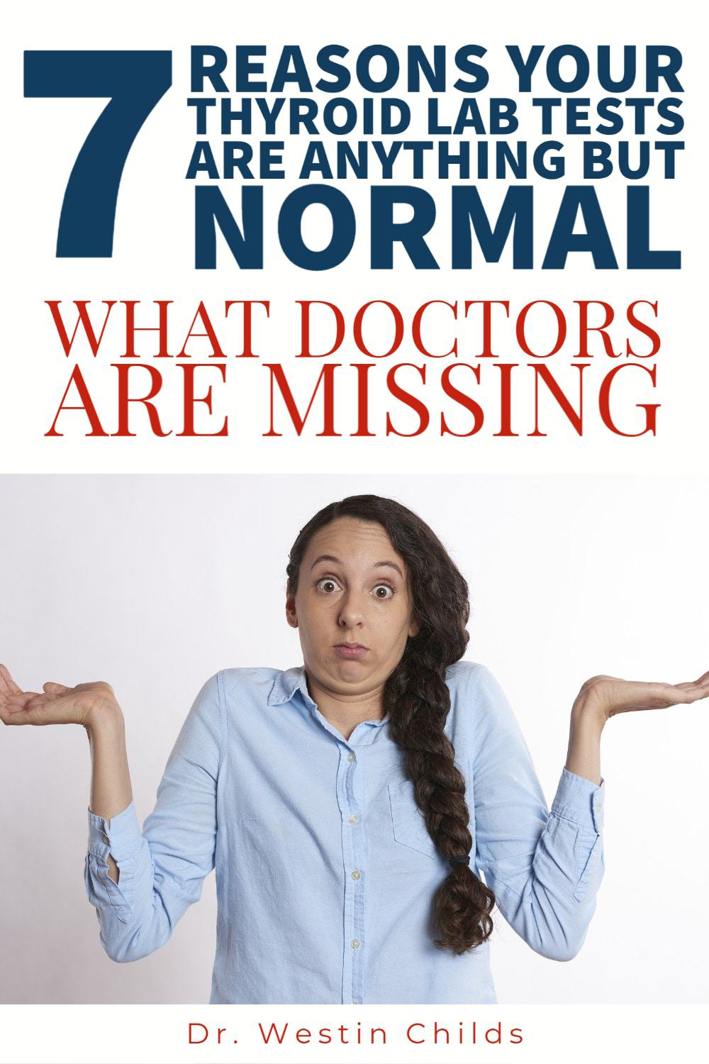 reasons your thyroid lab tests are not normal