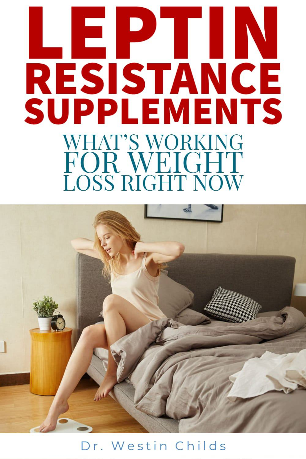 leptin resistance supplements