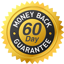 60 day money back guarantee 1