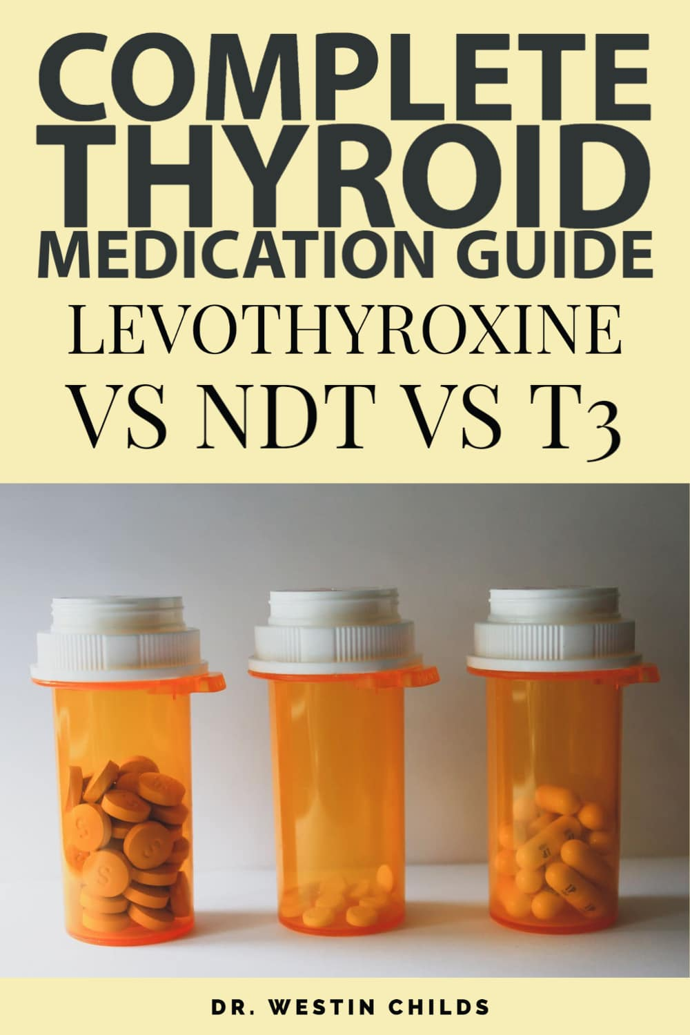 complete thyroid medication guide