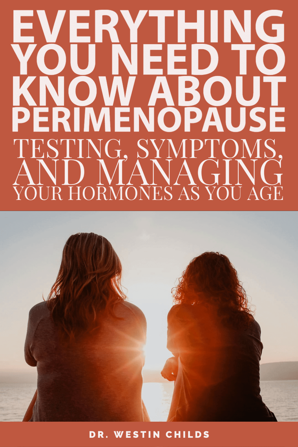 the complete guide to perimenopause in women