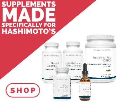supplements designed for hashimoto's