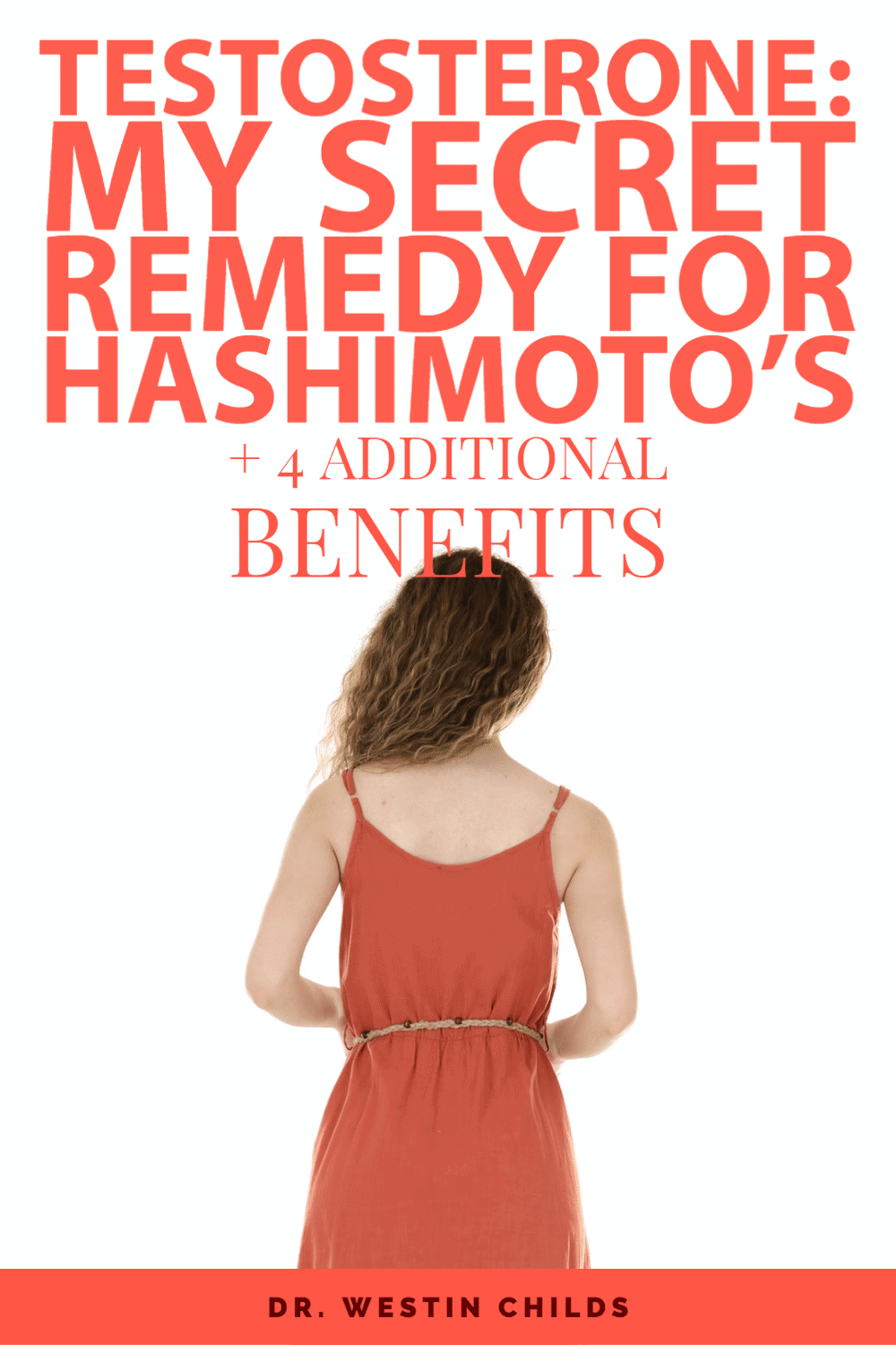 Testosterone as a secret therapy for hashimoto's thyroiditis