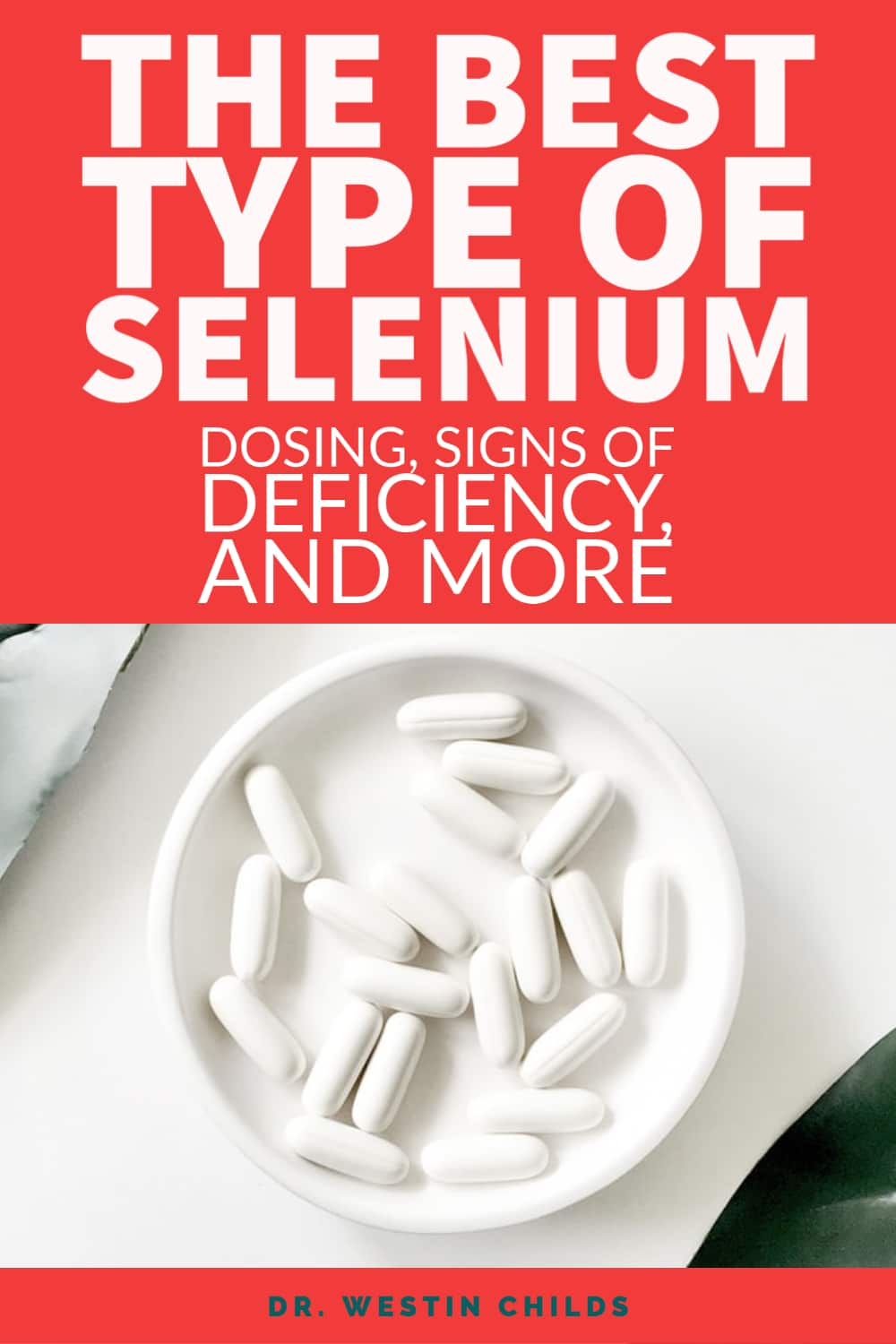 selenomethionine versus other forms of selenium