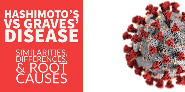 hashimoto's vs graves' disease: the main differences