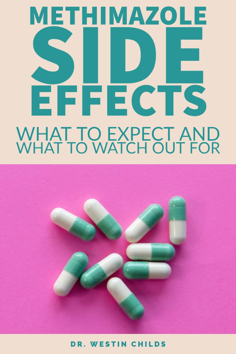 all methimazole side effects you should be aware of