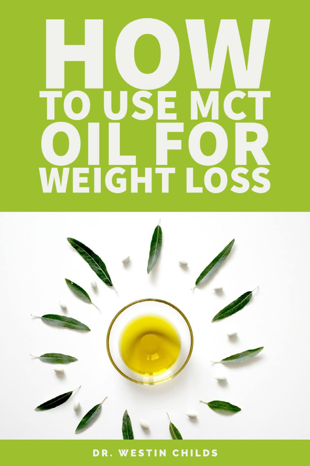how to use mct oil for weight loss