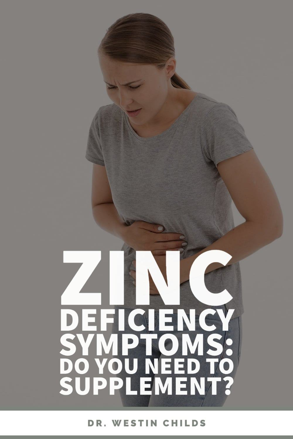 early warning signs of zinc deficiency that you should know