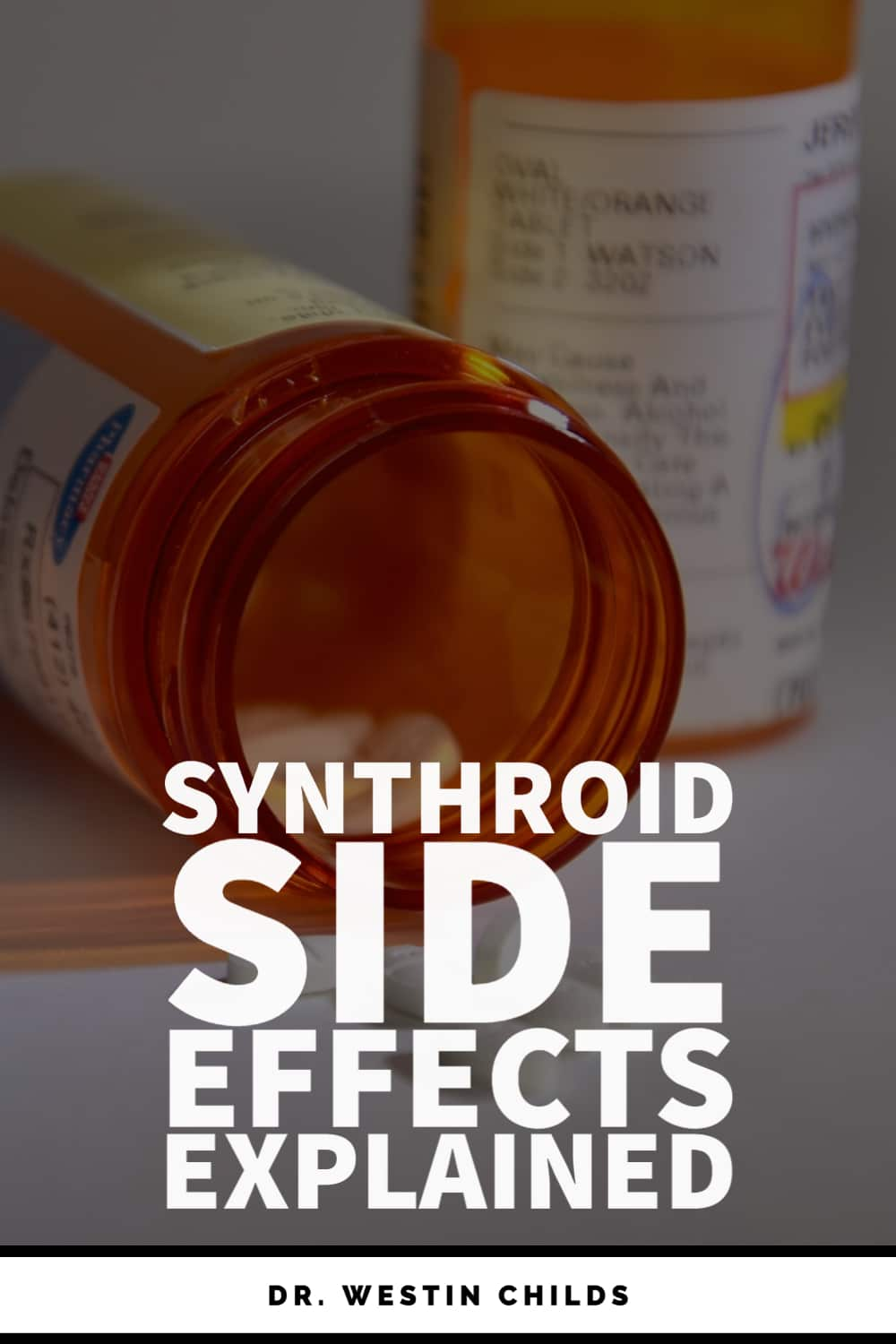 3 main reasons for side effects from synthroid