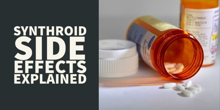 synthroid side effects explained - 3 main reasons