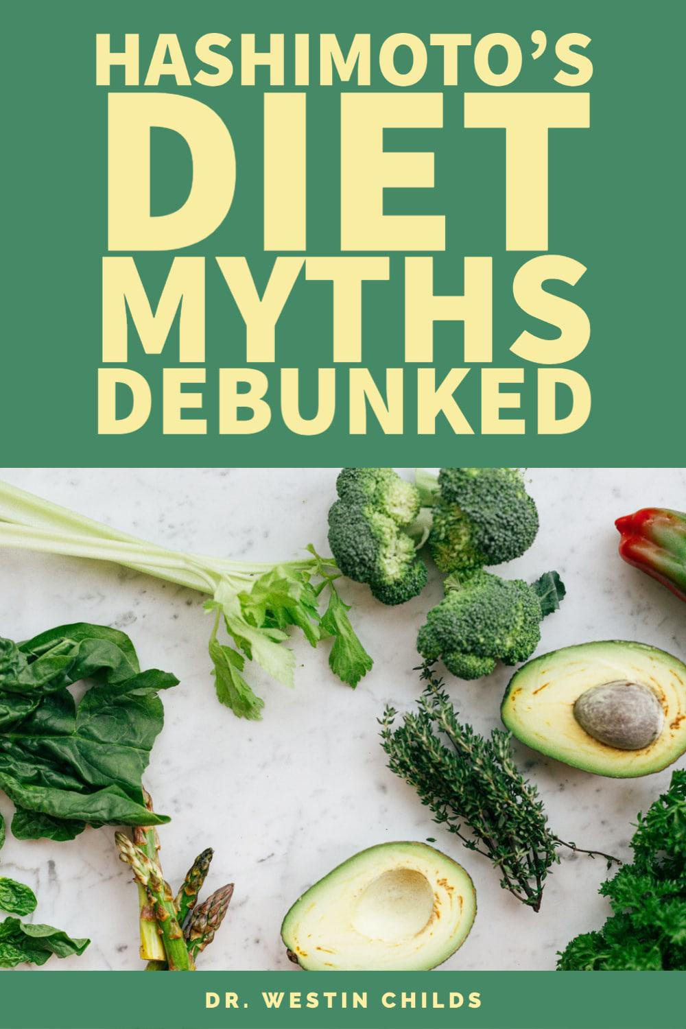 6 hashimoto's diet myths you should know