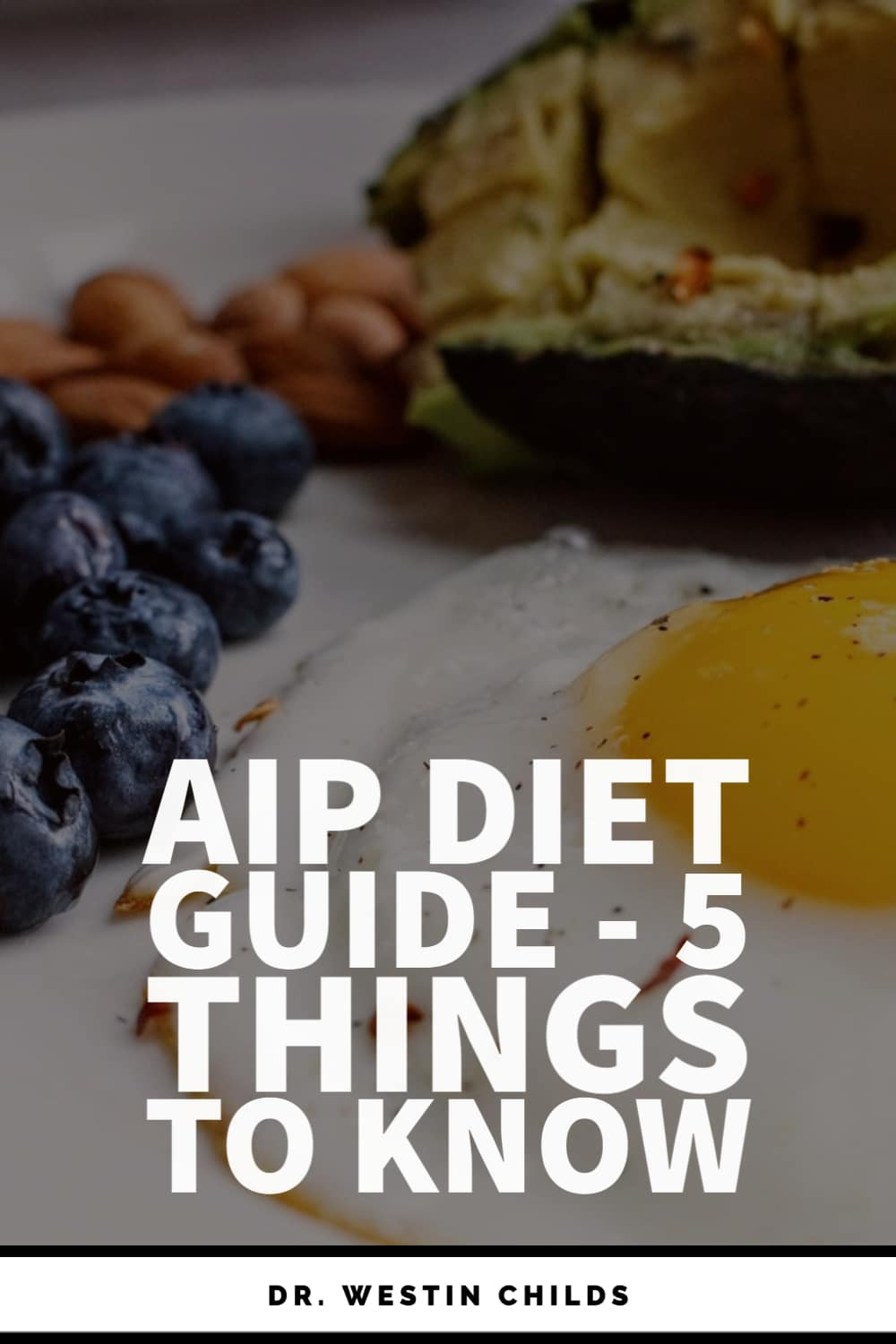 AIP diet guide - what you should know
