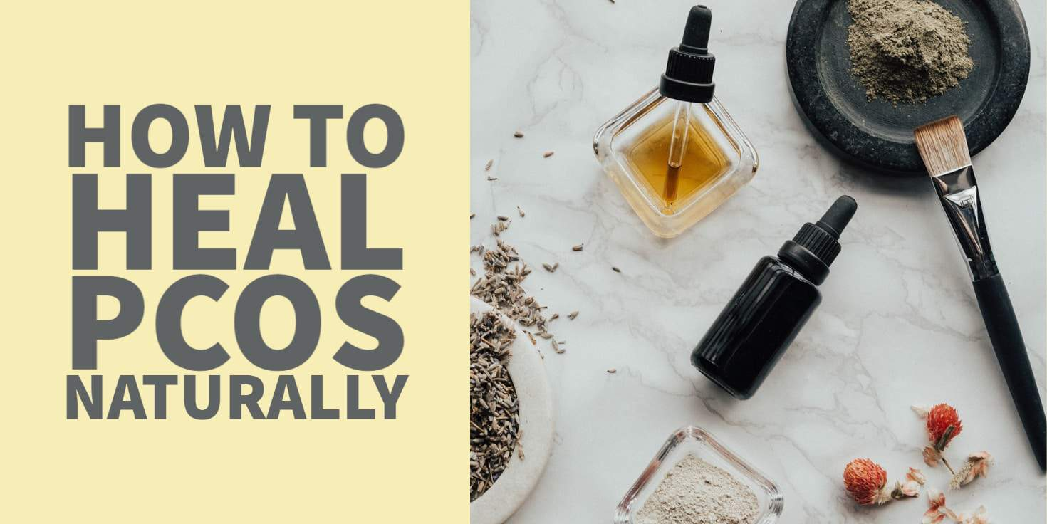 7 step PCOS natural treatment guide