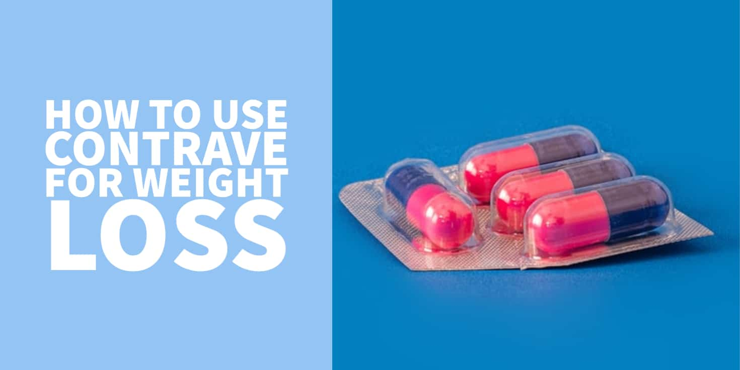 how to use contrave for weight loss
