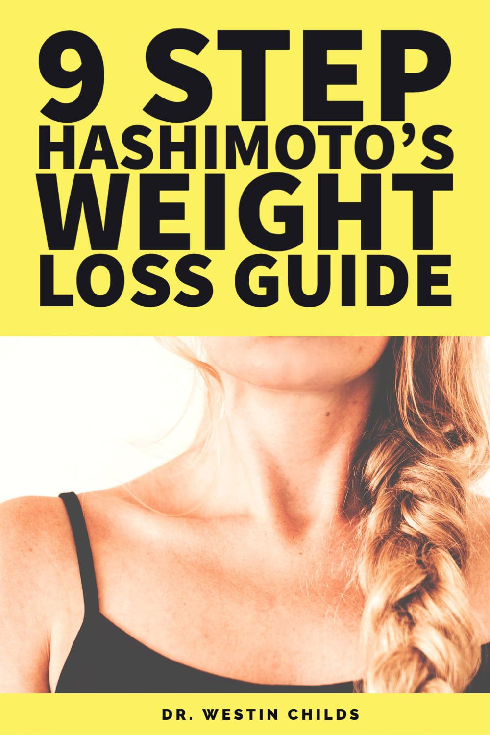 9 step hashimoto's weight loss guide