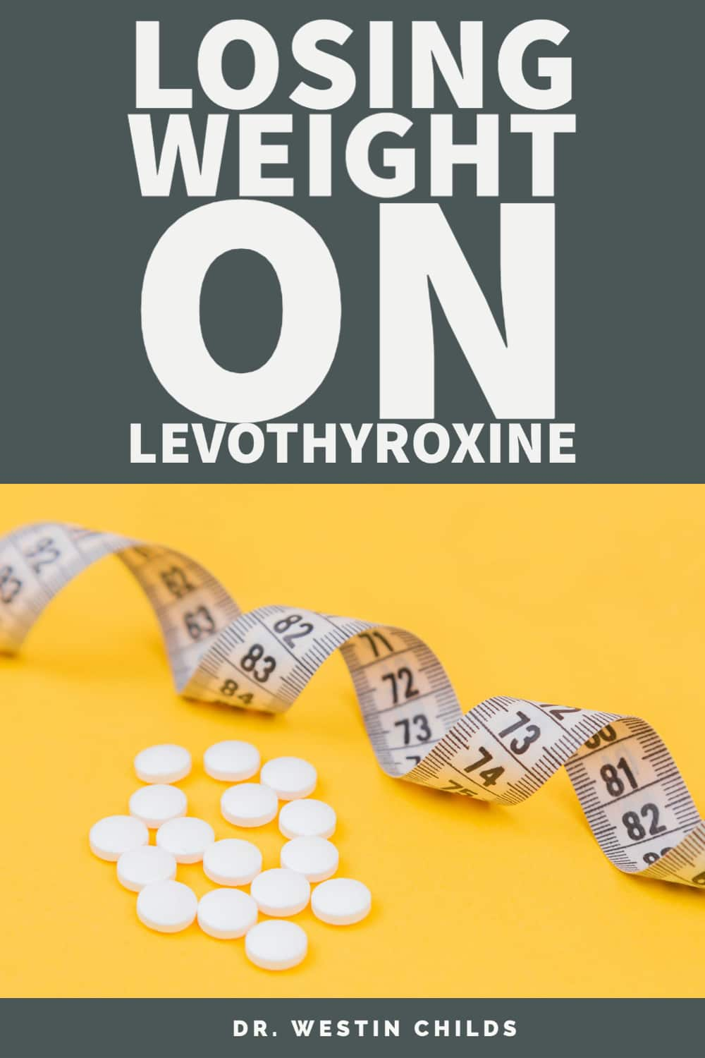 how to lose weight on levothyroxine