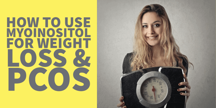how to use myoinositol to help with weight loss