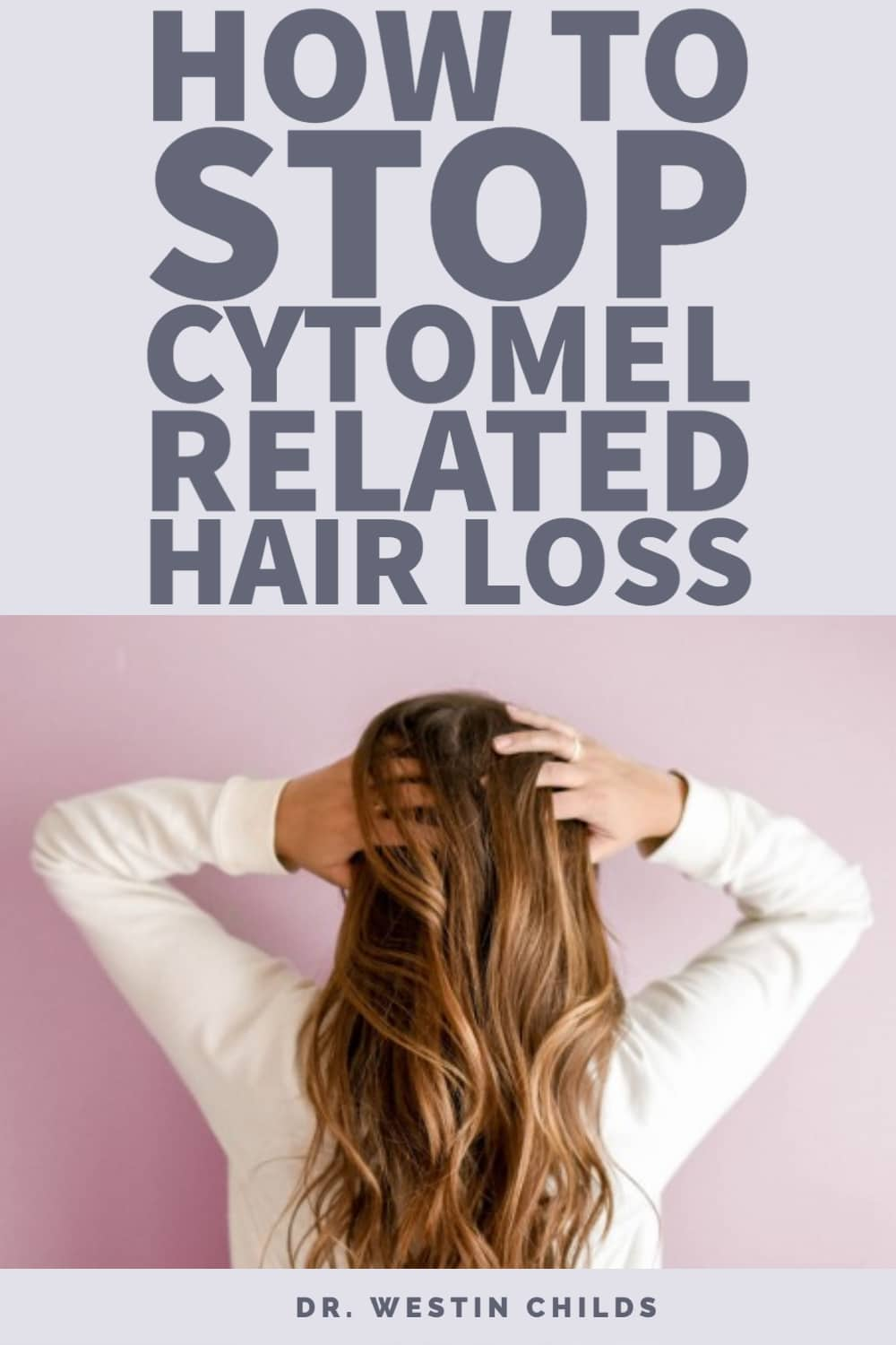 how to stop cytomel related hair loss