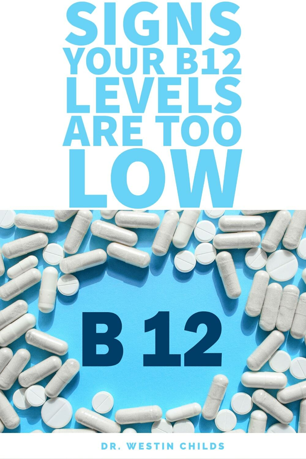 signs your b12 levels are too low