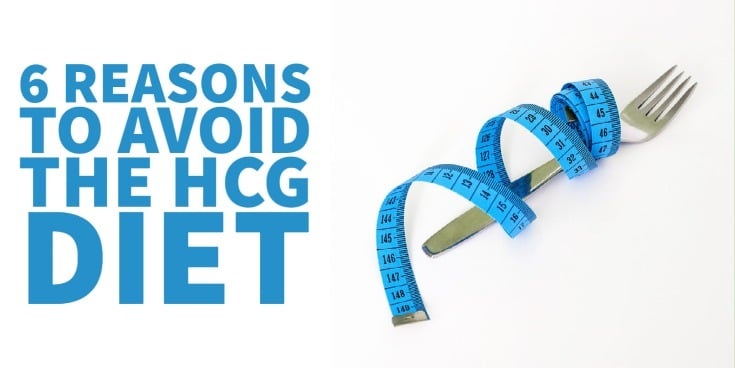 6 Reasons to avoid the HCG diet and how it damages your metabolism