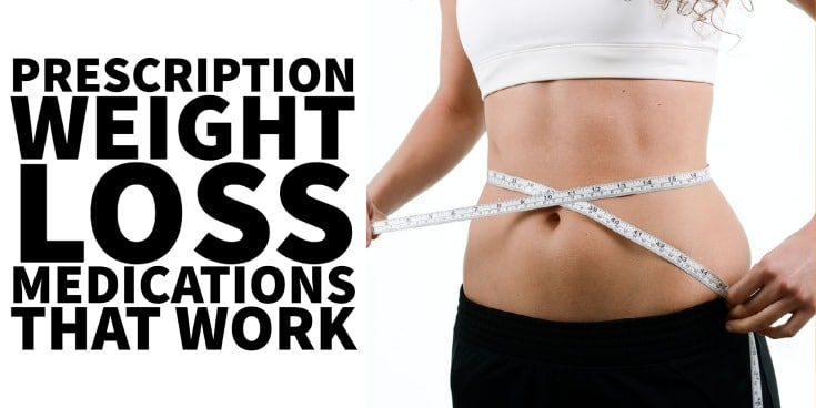 5 prescription weight loss medications that actually work
