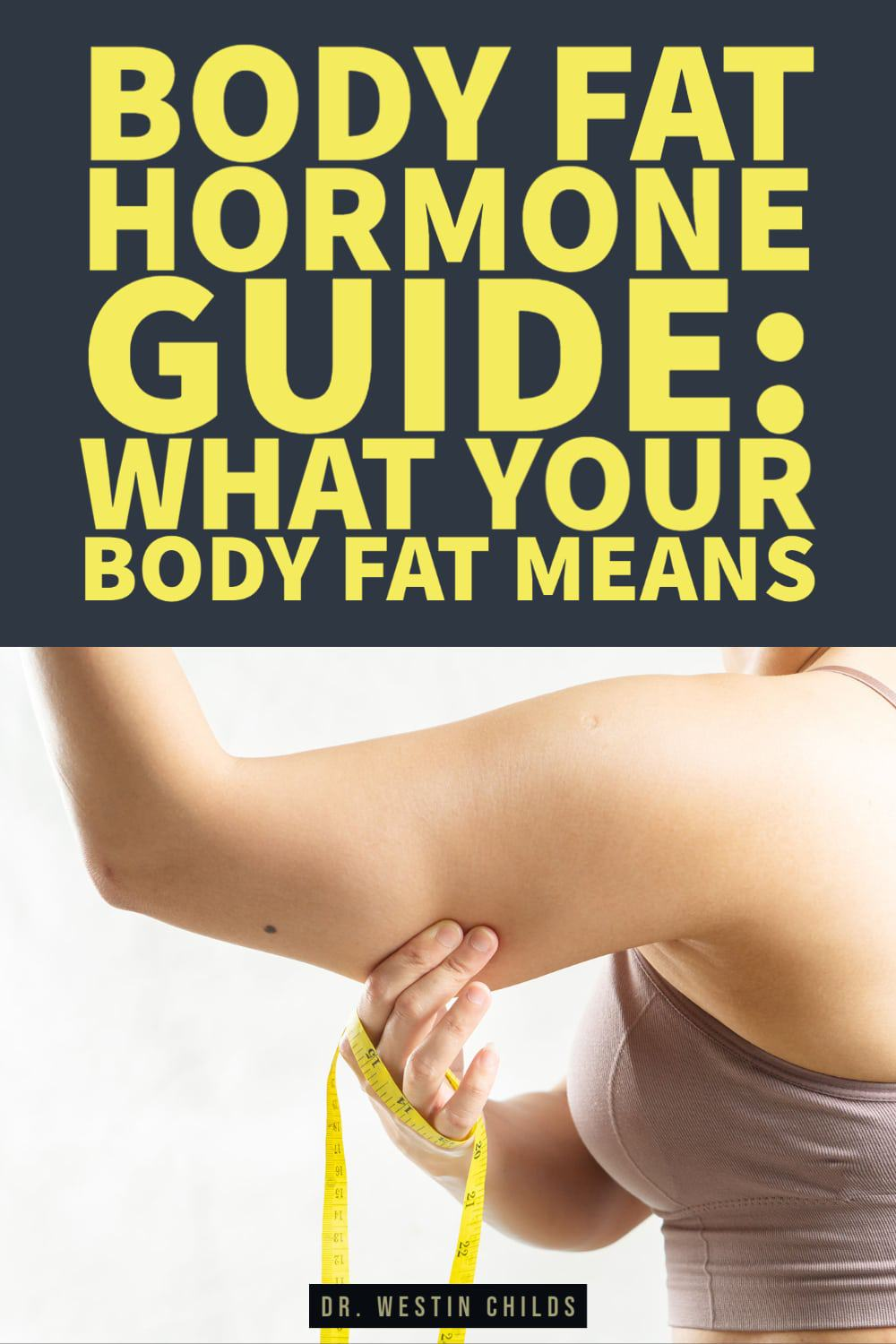 what your body fat means for your hormones