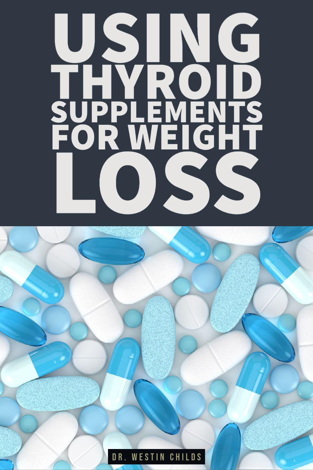 how to use thyroid supplements for weight loss