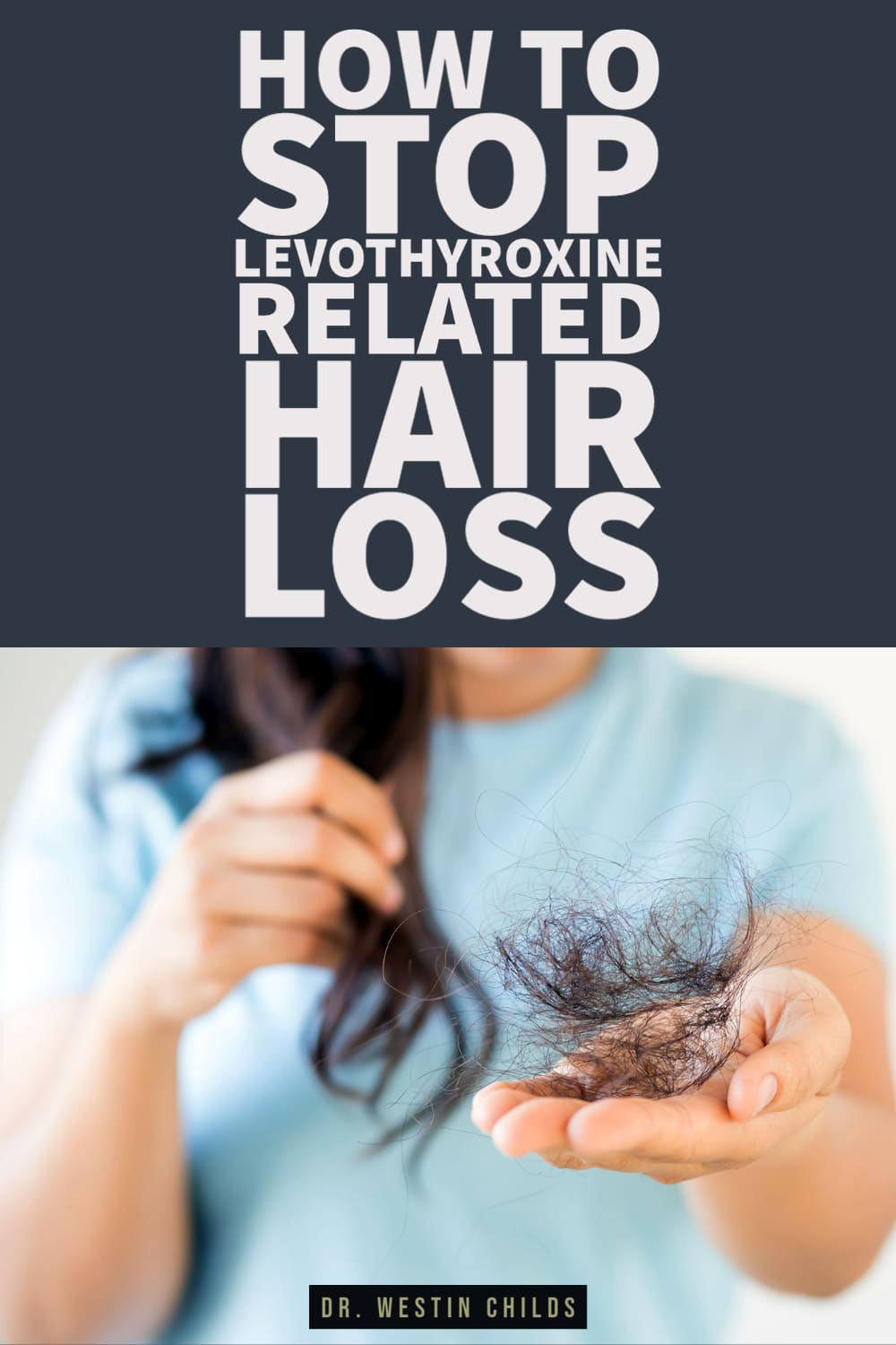 how to stop levothyroxine related hair loss