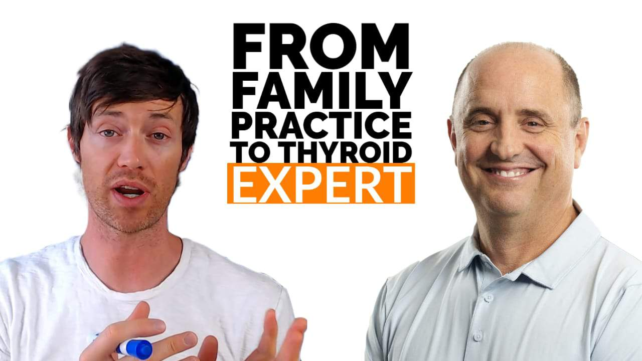 from family practice to thyroid expert