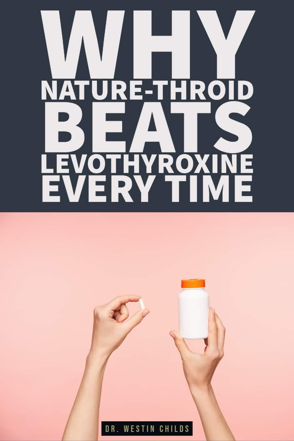 why naturethroid beats levothyroxine every time